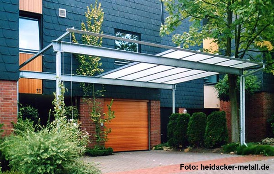 stahl carport carport tipps vom fachmann. Black Bedroom Furniture Sets. Home Design Ideas